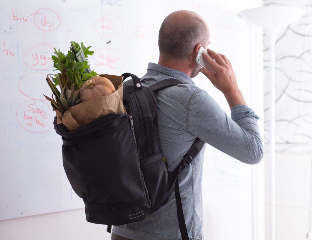 Banale+Slim+Daily+Backpack