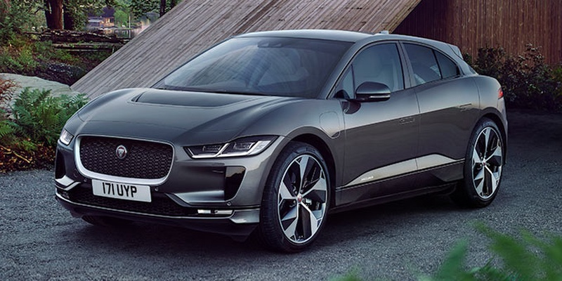Jaguar i-Pace Luxury EV - How will smart vehicles change the way we travel?