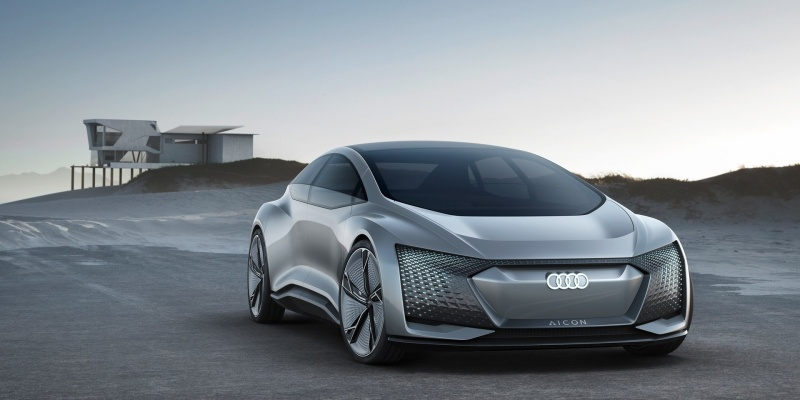 Audi Aicon Autonomous Electric Car - 8 futuristic products that you can only dream about (for now)