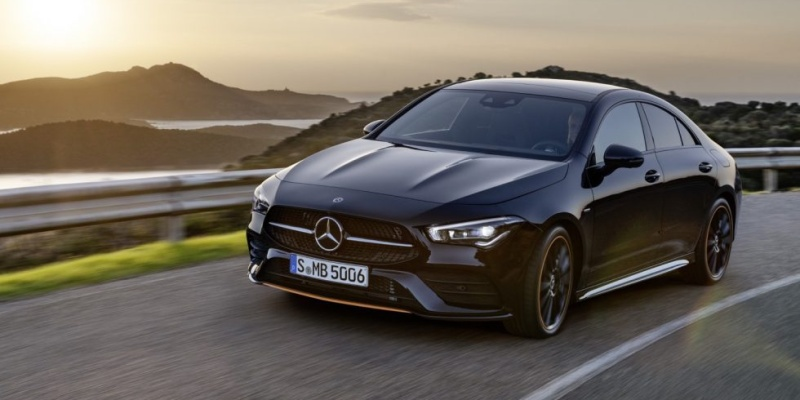 Mercedes CLA 2020 Coupé - How will smart vehicles change the way we travel?