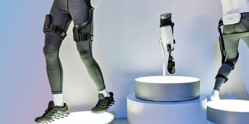 Samsung Exoskeleton Concepts - 8 futuristic products that you can only dream about (for now)