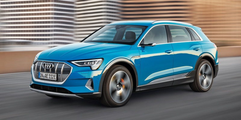 Audi e-Tron Electric SUV - How will smart vehicles change the way we travel?