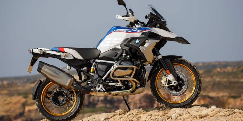 BMW R 1250 GS Motorcycle - How will smart vehicles change the way we travel?