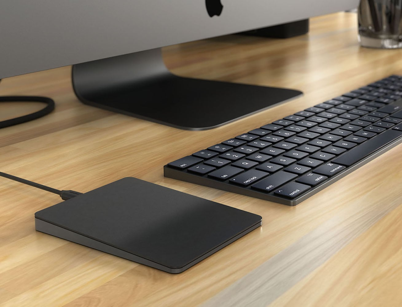 MAGIQPAD Unibody Ultra Fast Wireless Charging Pad