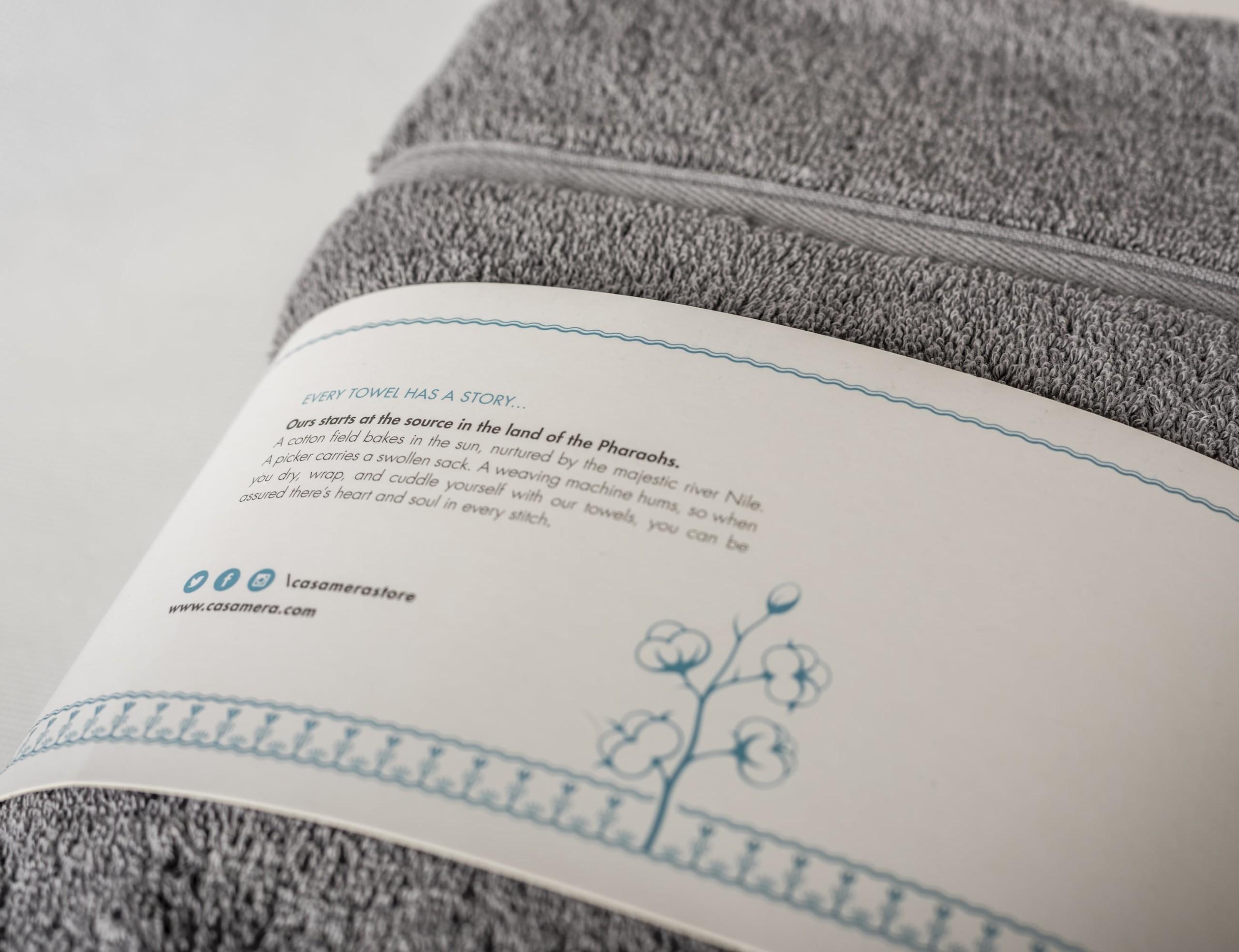 Casamera Luxury Bath Towel