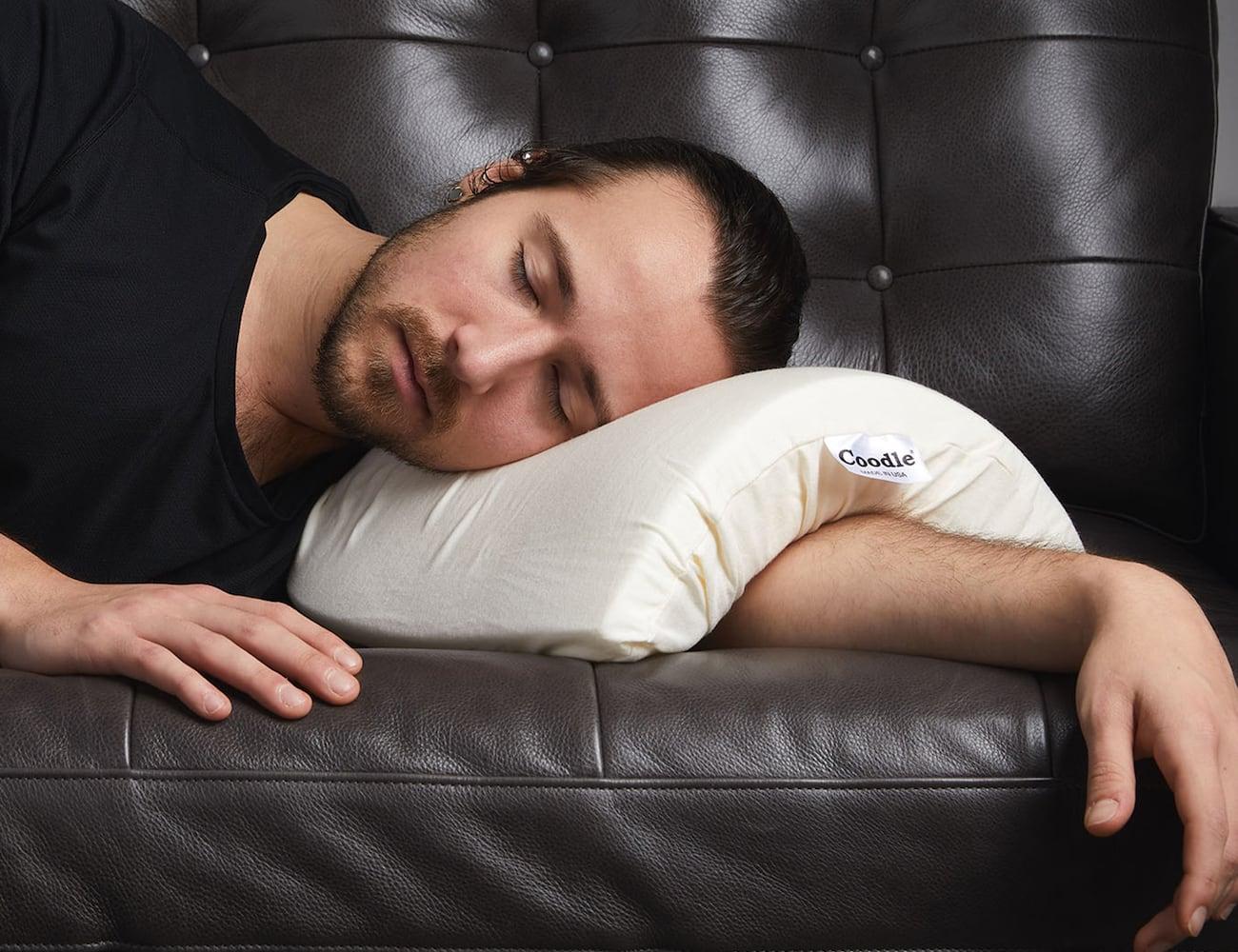 Coodle Arch Shaped Arm Pillow