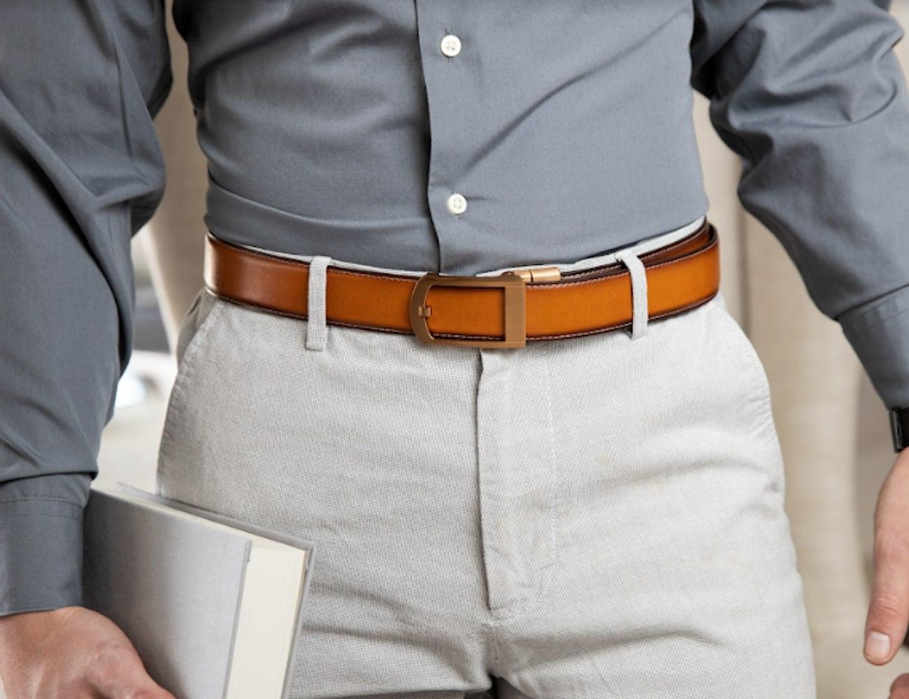 Craftmark Reversible Leather Belt
