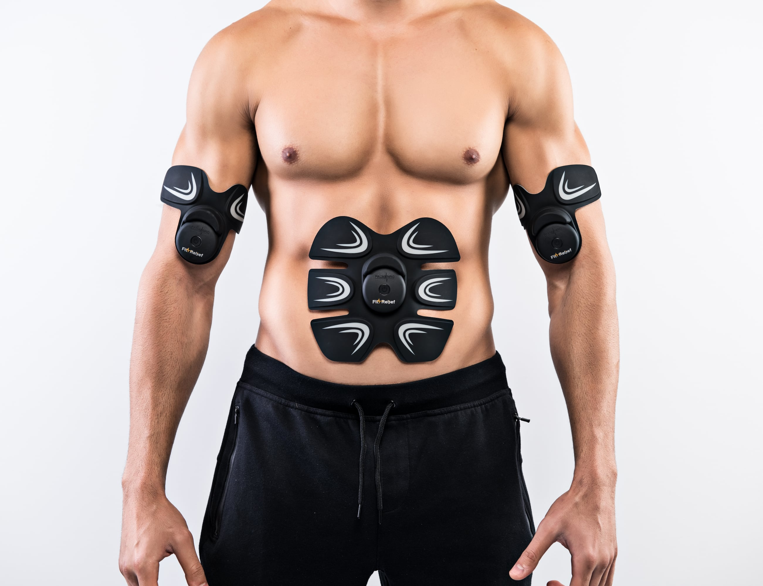 ElectroFit Wearable Smart Fitness Device
