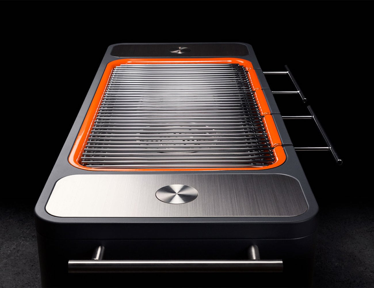Everdure Fusion Charcoal Electric Ignition Barbeque
