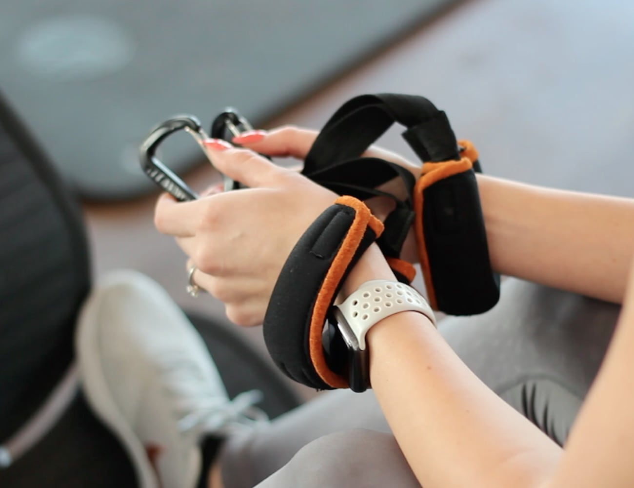IsoStraps – Portable Gym Attachments