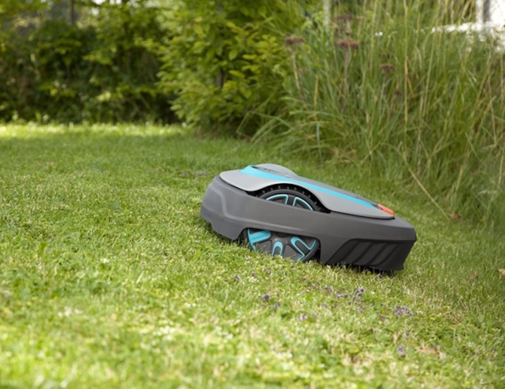 GARDENA+Smart+SILENO+City+Robotic+Lawnmower+Set