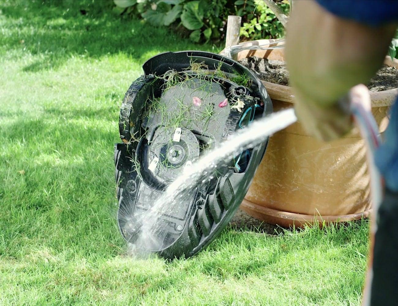 Usædvanlig GARDENA Smart SILENO City Robotic Lawnmower Set » Gadget Flow DE96