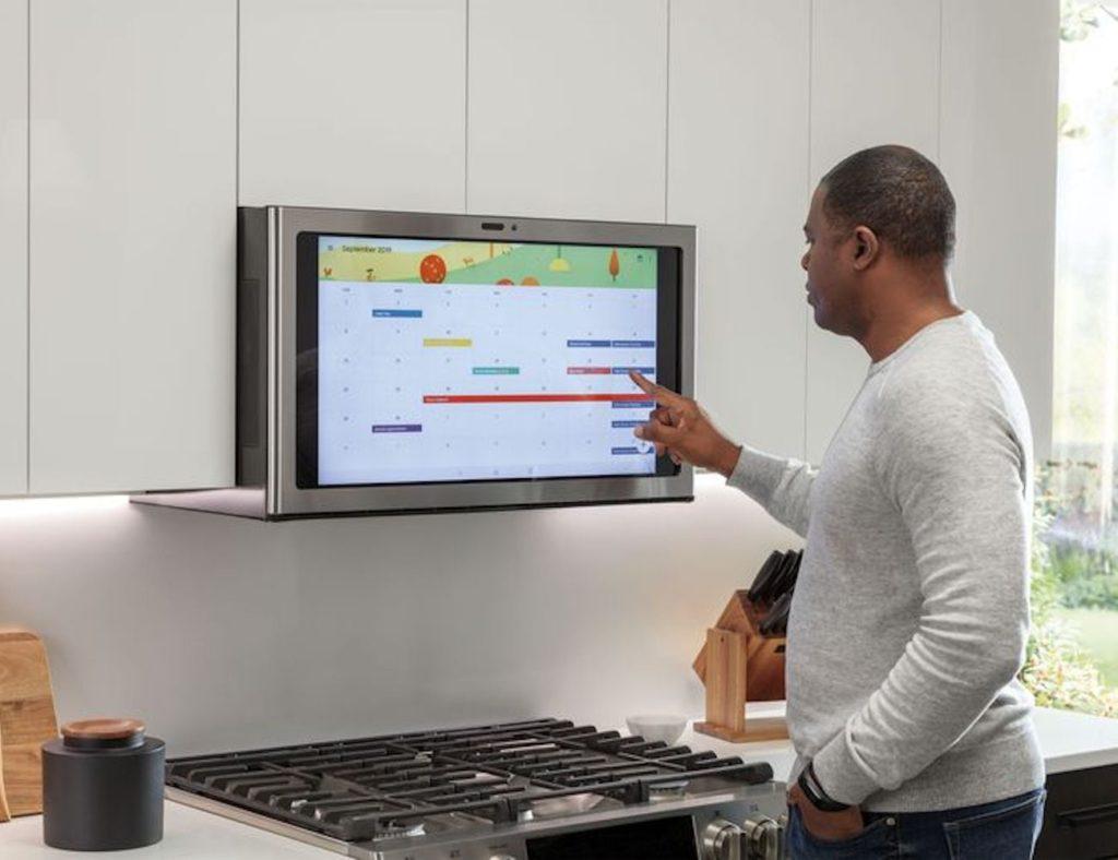 GE+Kitchen+Hub+27-inch+Smart+Display