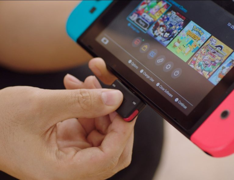GENKI+Nintendo+Switch+Bluetooth+Audio+Adapter