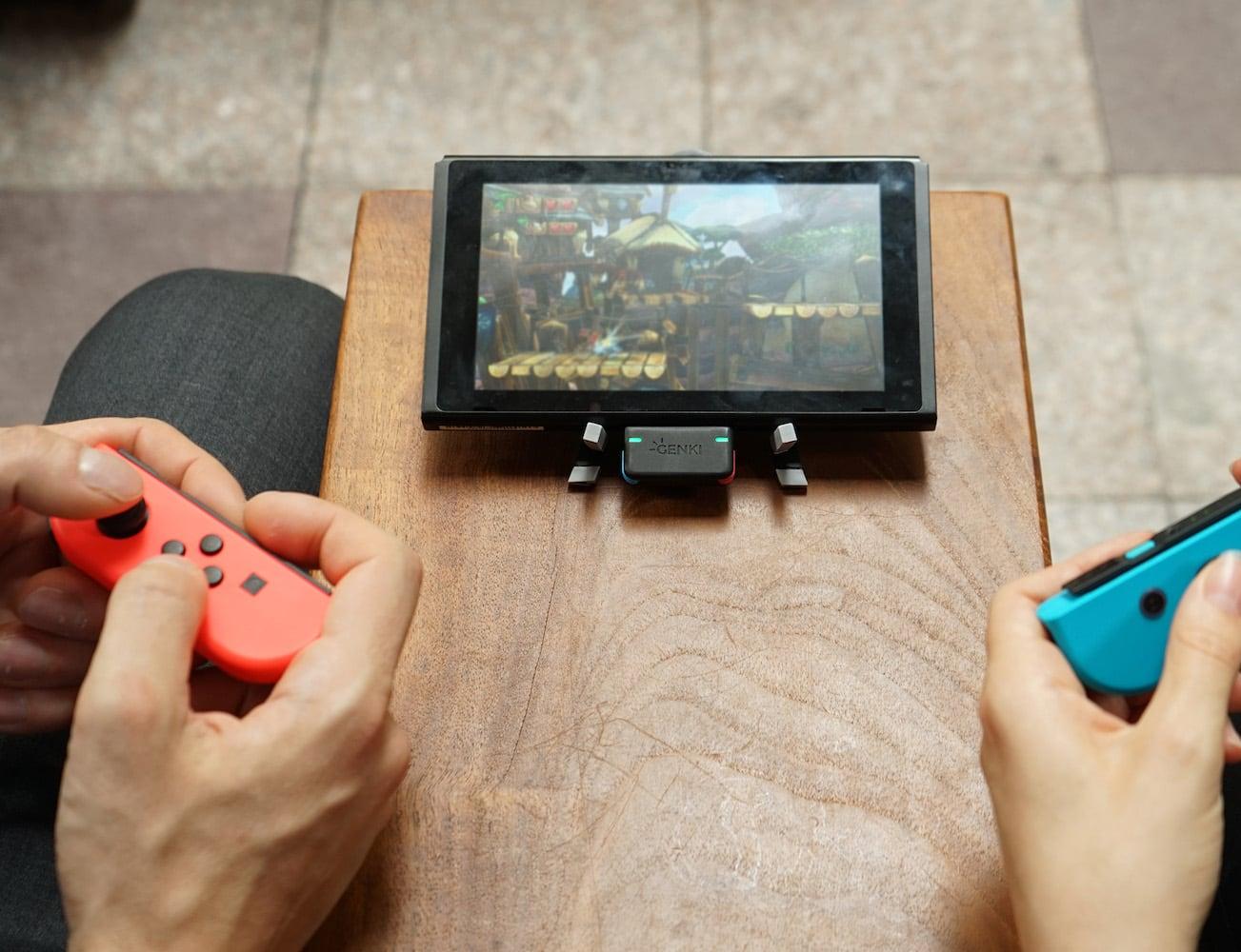 GENKI Nintendo Switch Bluetooth Audio Adapter
