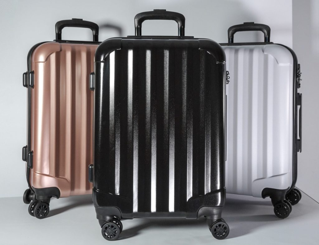 Genius Pack Supercharged Carry On Luggage