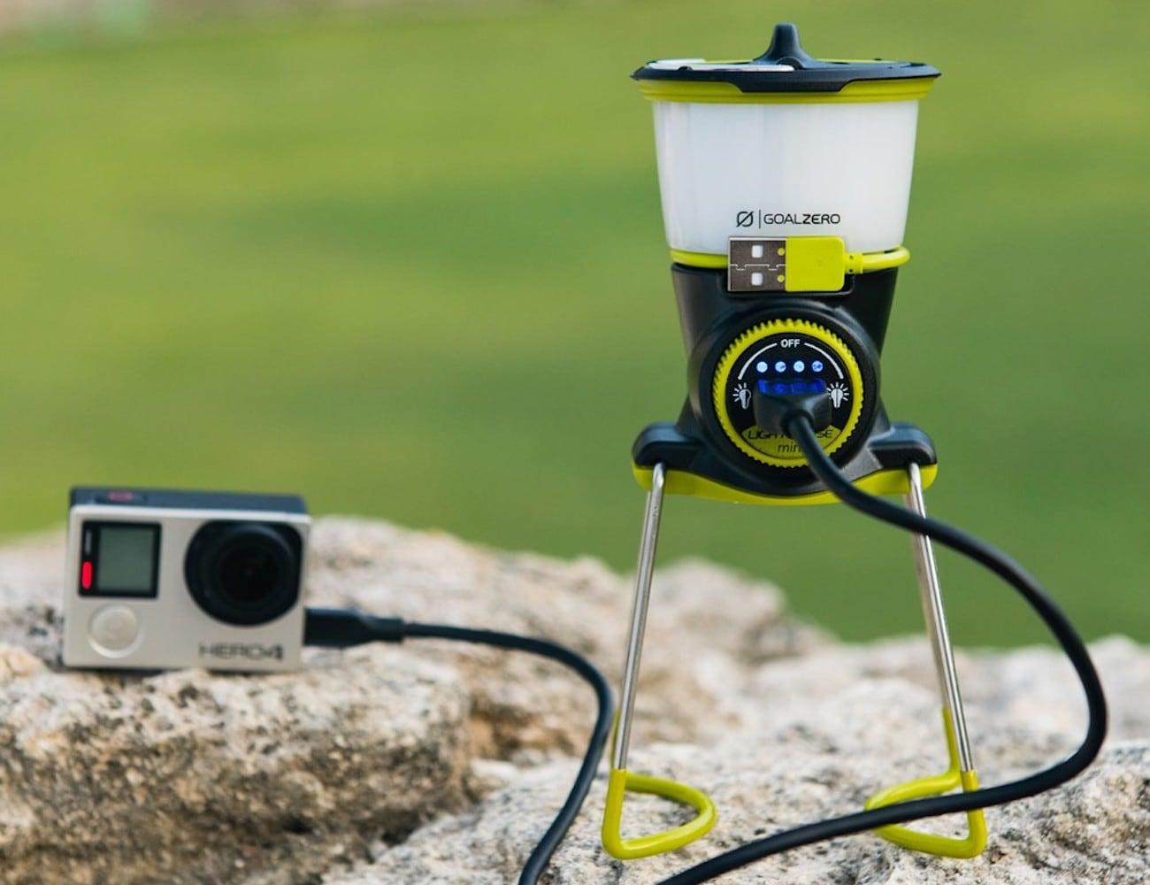 Goal Zero Lighthouse Mini USB Lantern