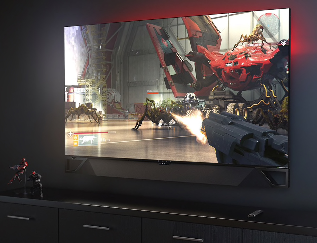 HP OMEN X Emperium 65 Gaming Monitor