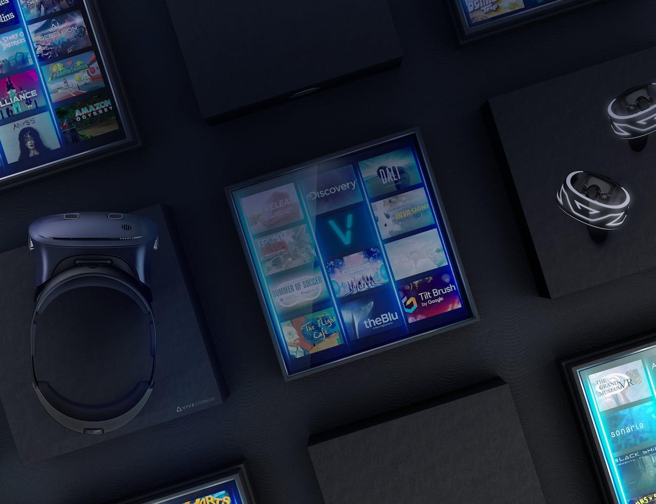 HTC VIVE Cosmos Premium PC VR System