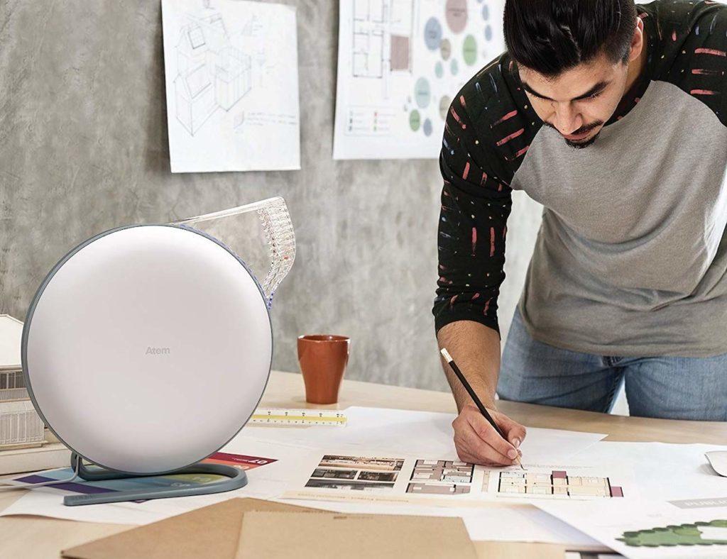 IQAir+Atem+Desk+Personal+Air+Purifier