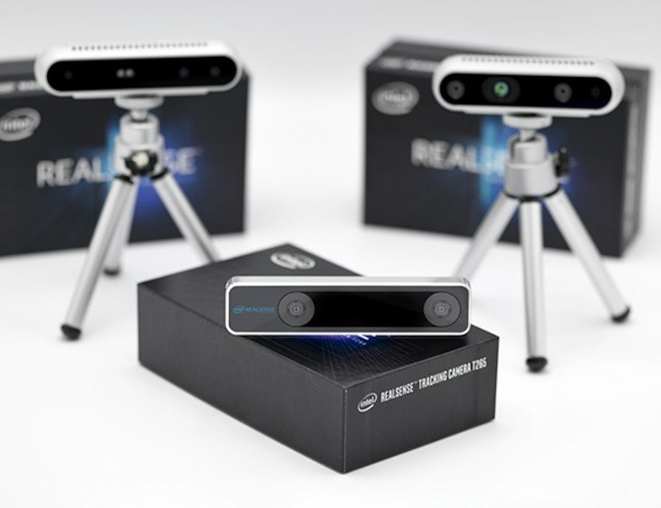 Intel T265 RealSense Tracking Camera