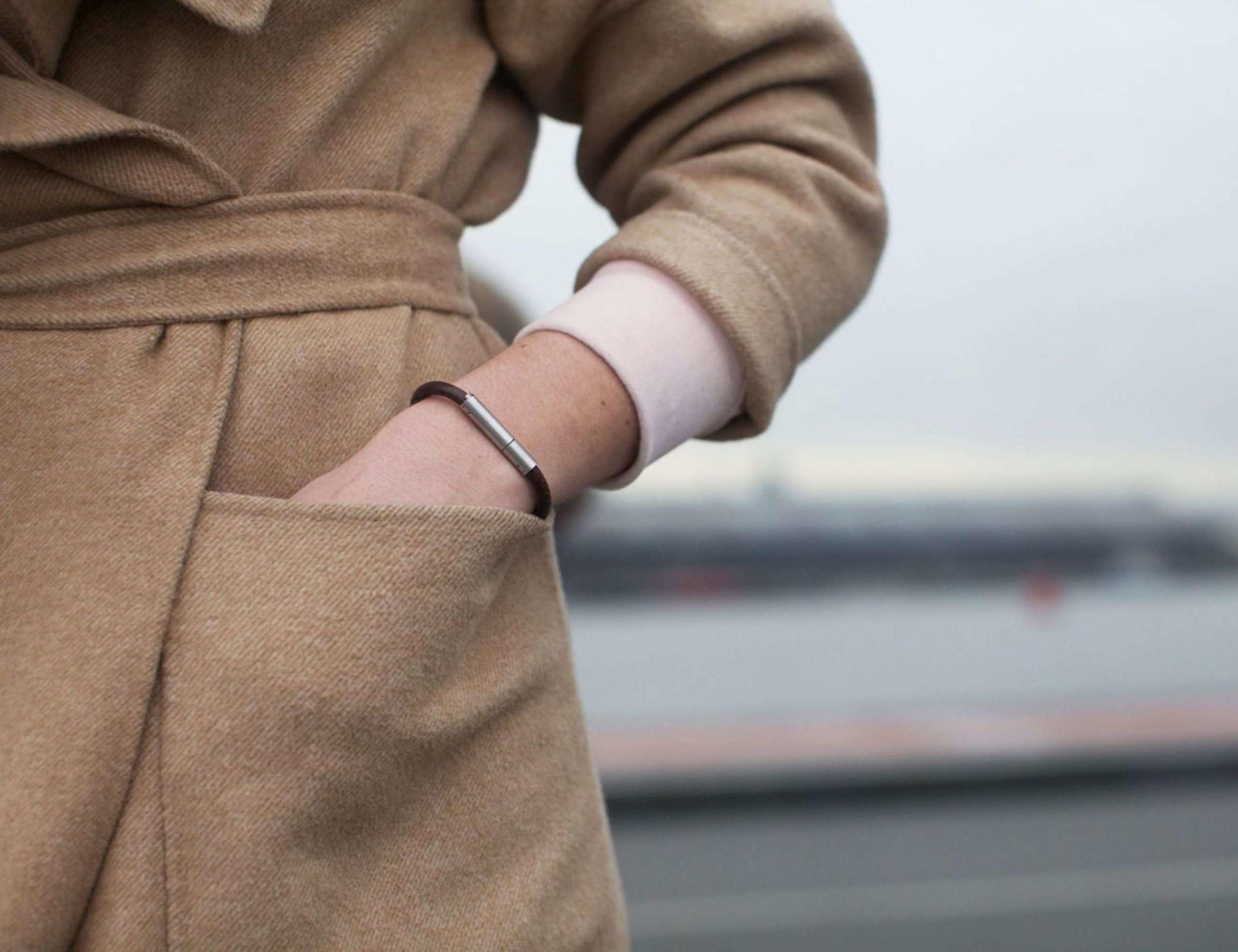Invi Stylish Self-Defense Bracelet