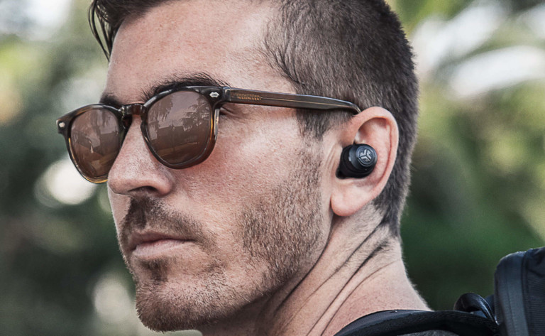 JLab Audio JBuds Air True Wireless Earbuds offer a full 24 hours of battery life