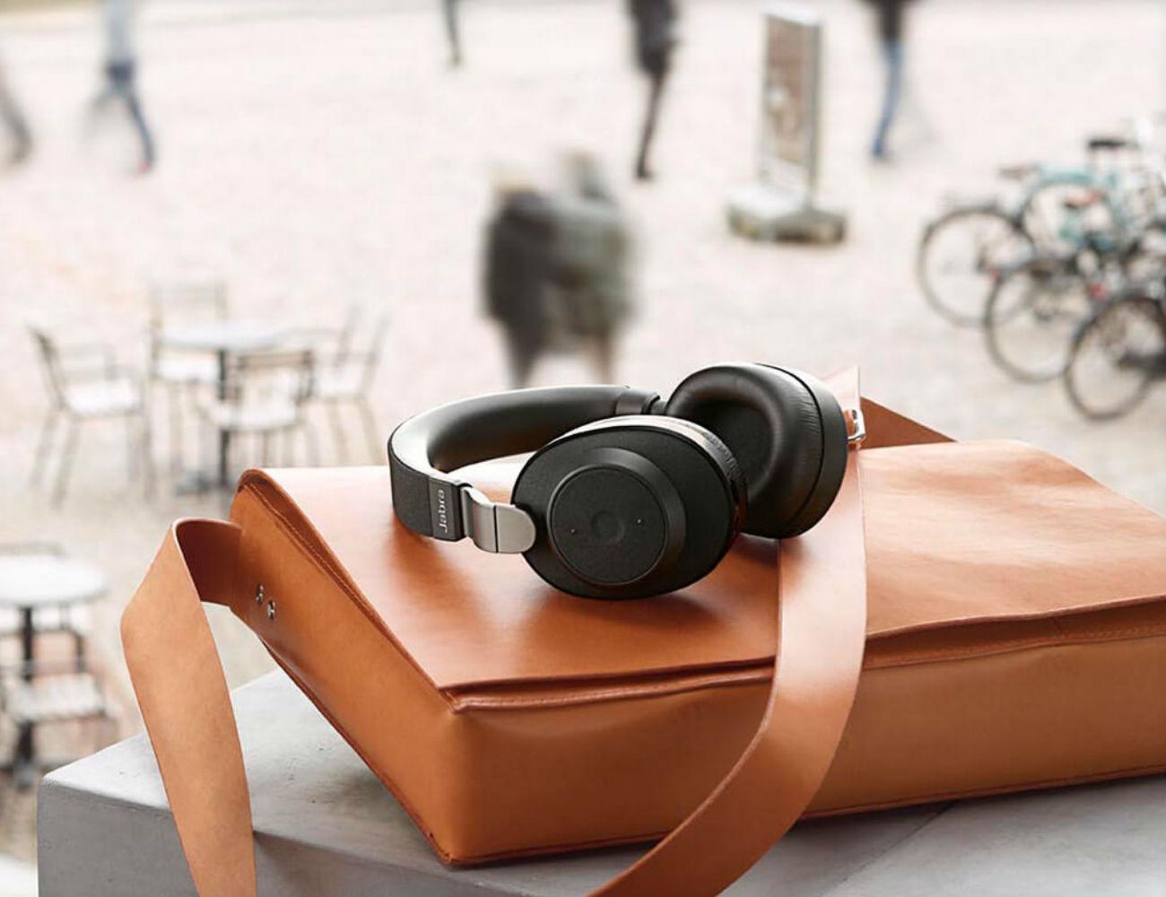 Jabra Elite 85h Adaptive Audio Headphones