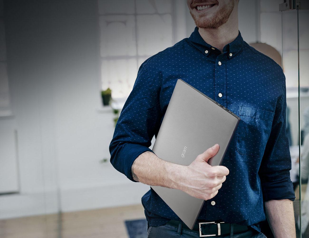 LG Gram 17-inch Ultra Lightweight Laptop