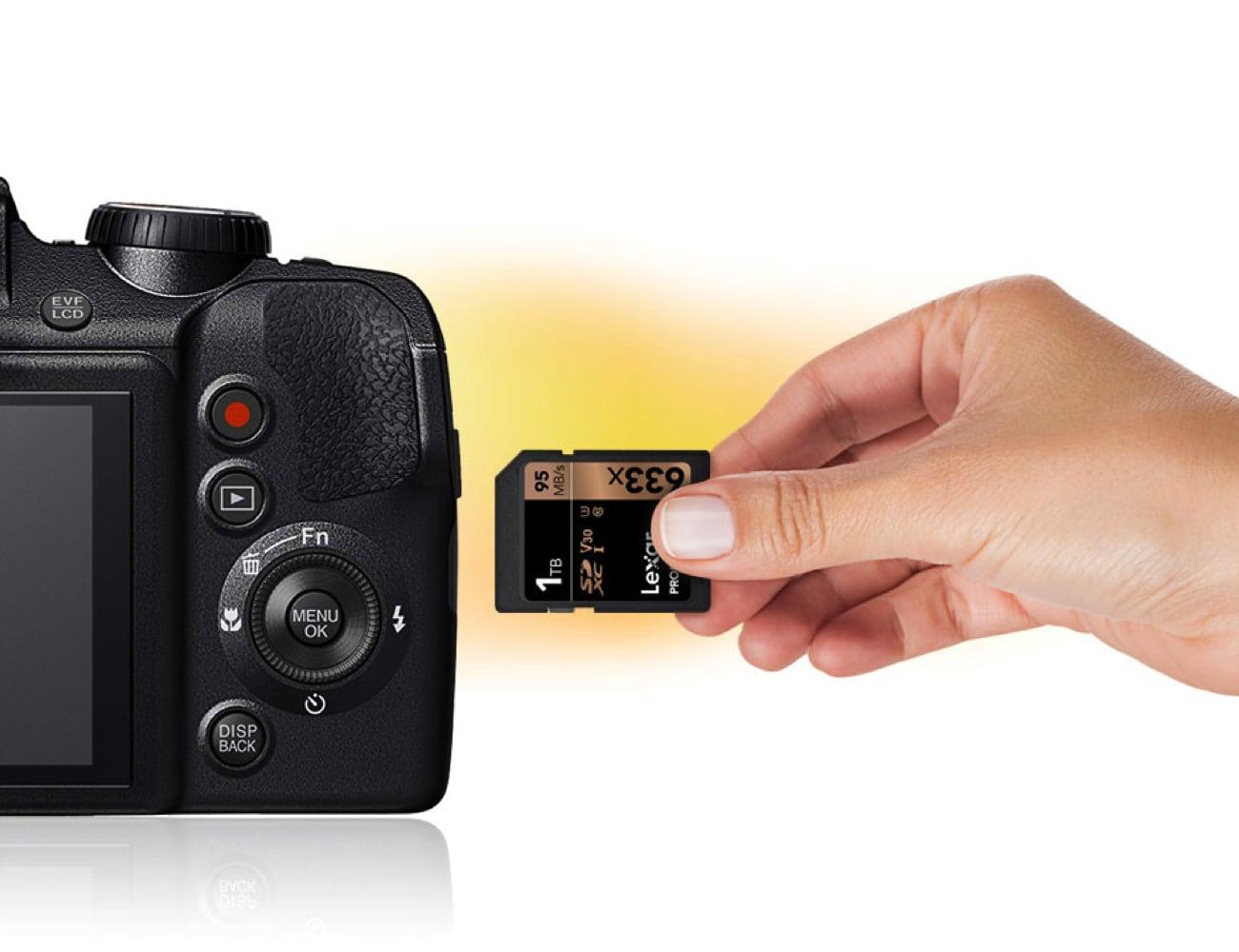 Lexar Professional 633x UHS-I 1TB SD Card