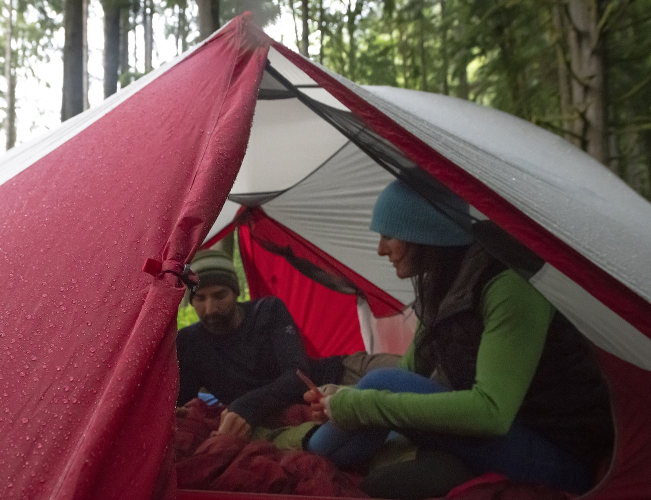 MSR Hubba Hubba NX Freestanding Backpacking Tent