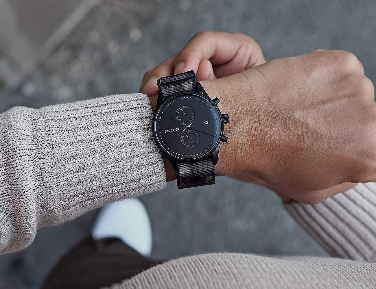 MVMT Voyager Men's Analog Watches is everything you want in a timepiece