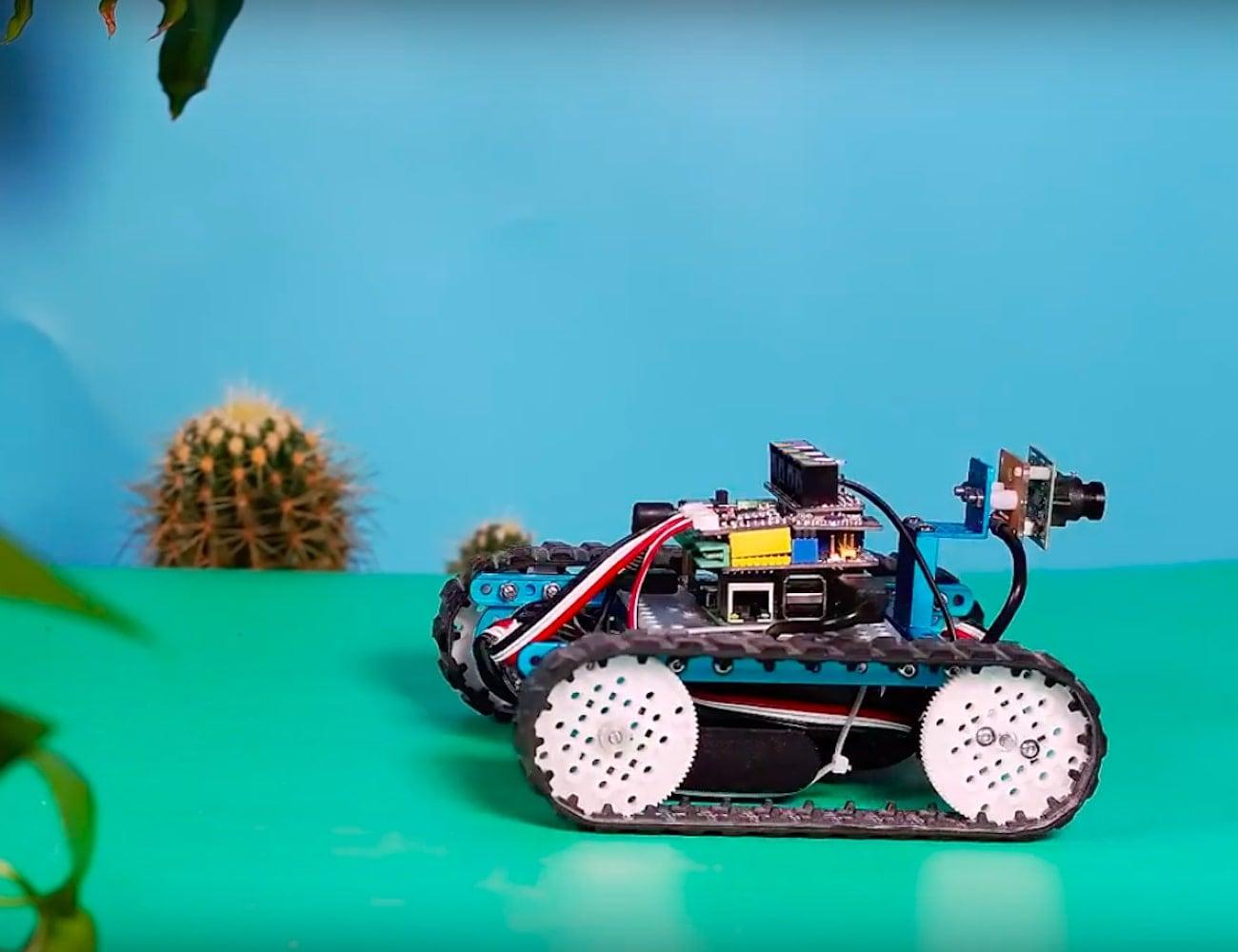 Makeblock Ultimate 2.0 Programmable Robot Kit