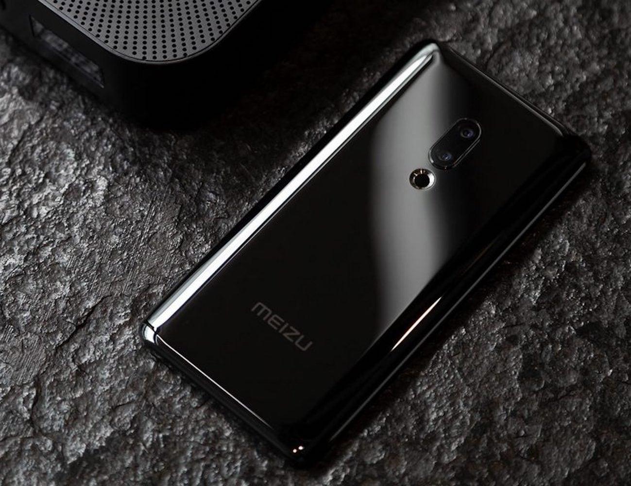 Meizu Zero Minimalist Phone