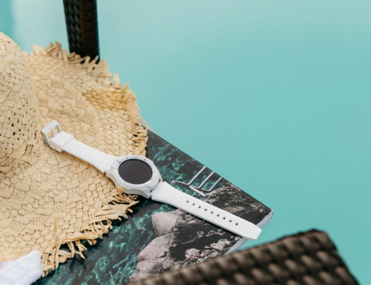 Mobvoi TicWatch S2 Google Wear OS Smartwatch