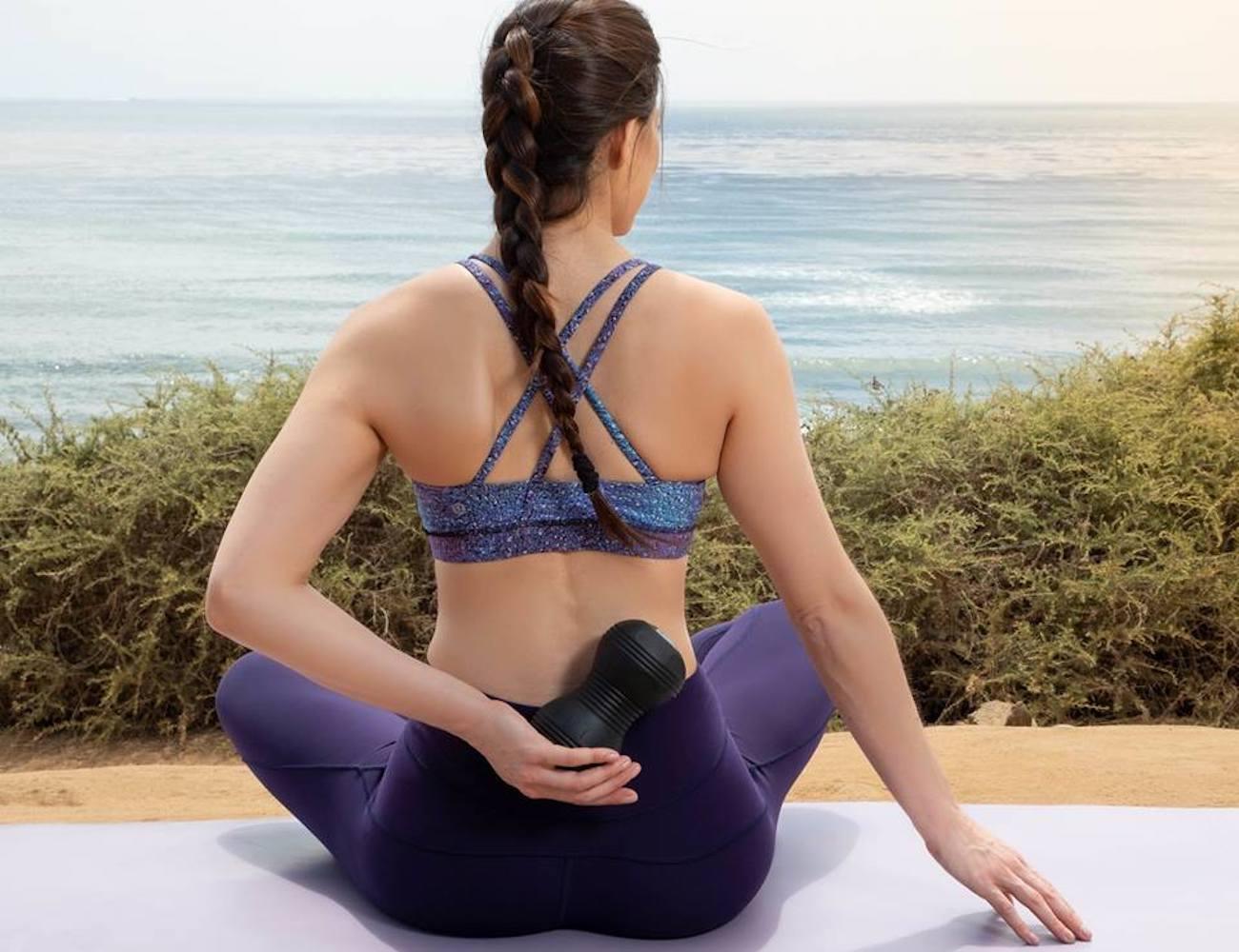 Nextrino InfinityBall Vibrating Massage Therapy Ball