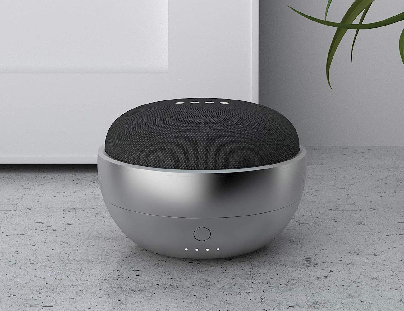 Ninety7 JOT Google Home Mini Battery Base