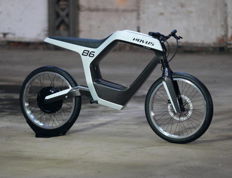 Novus+Electric+Carbon+Fiber+Motorcycle
