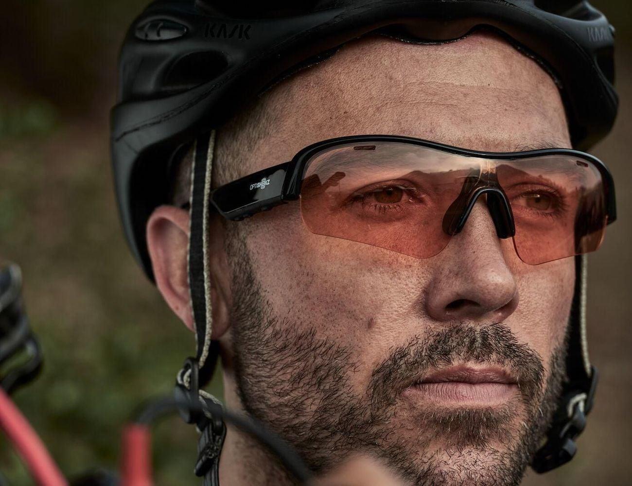 OptiShokz Revvez Bone Conduction Sunglasses