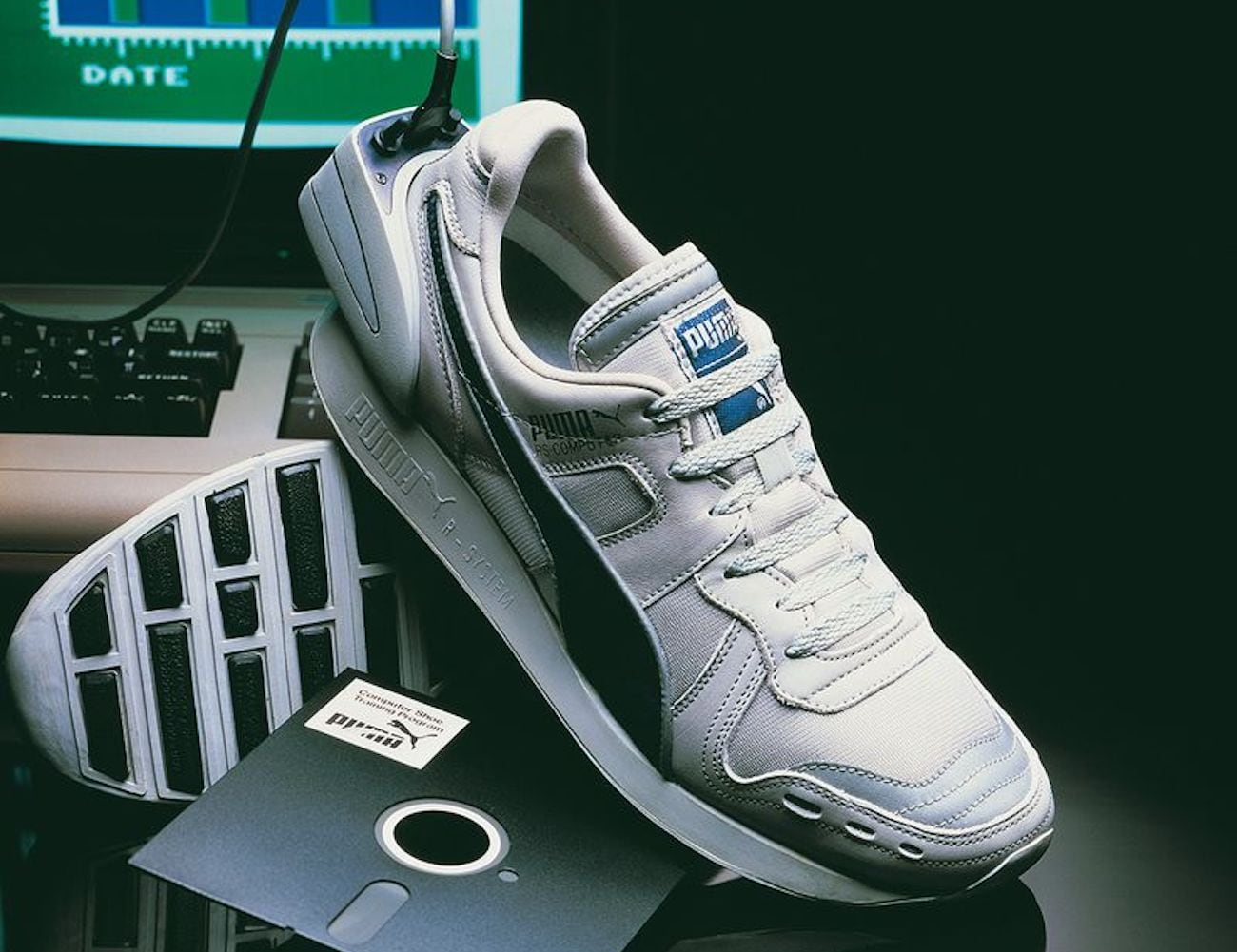 PUMA RS-Computer Computerized Running Shoe