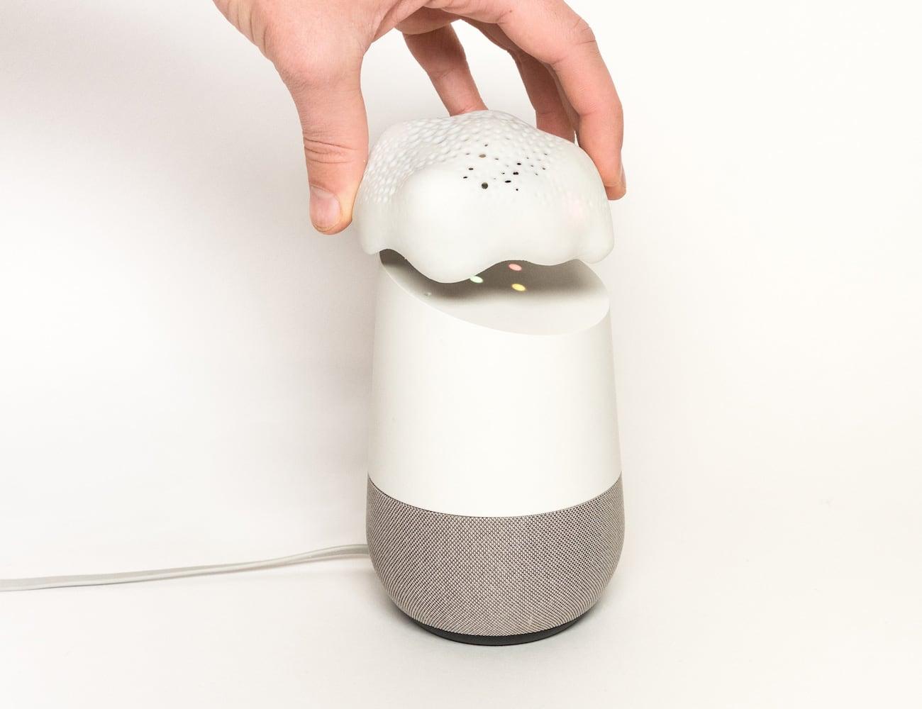 Project Alias Teachable Smart Assistant Control