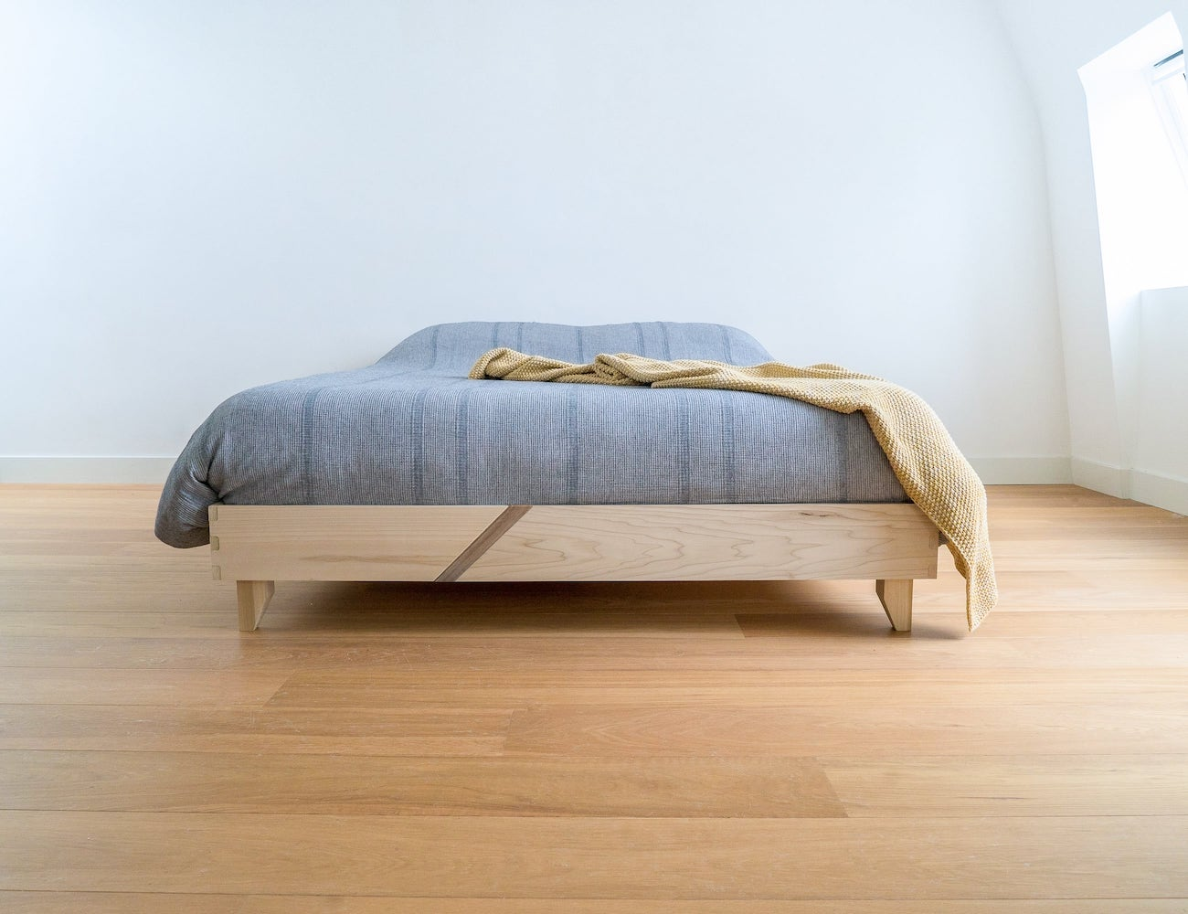 Slash/Bed Modern Bed Frame