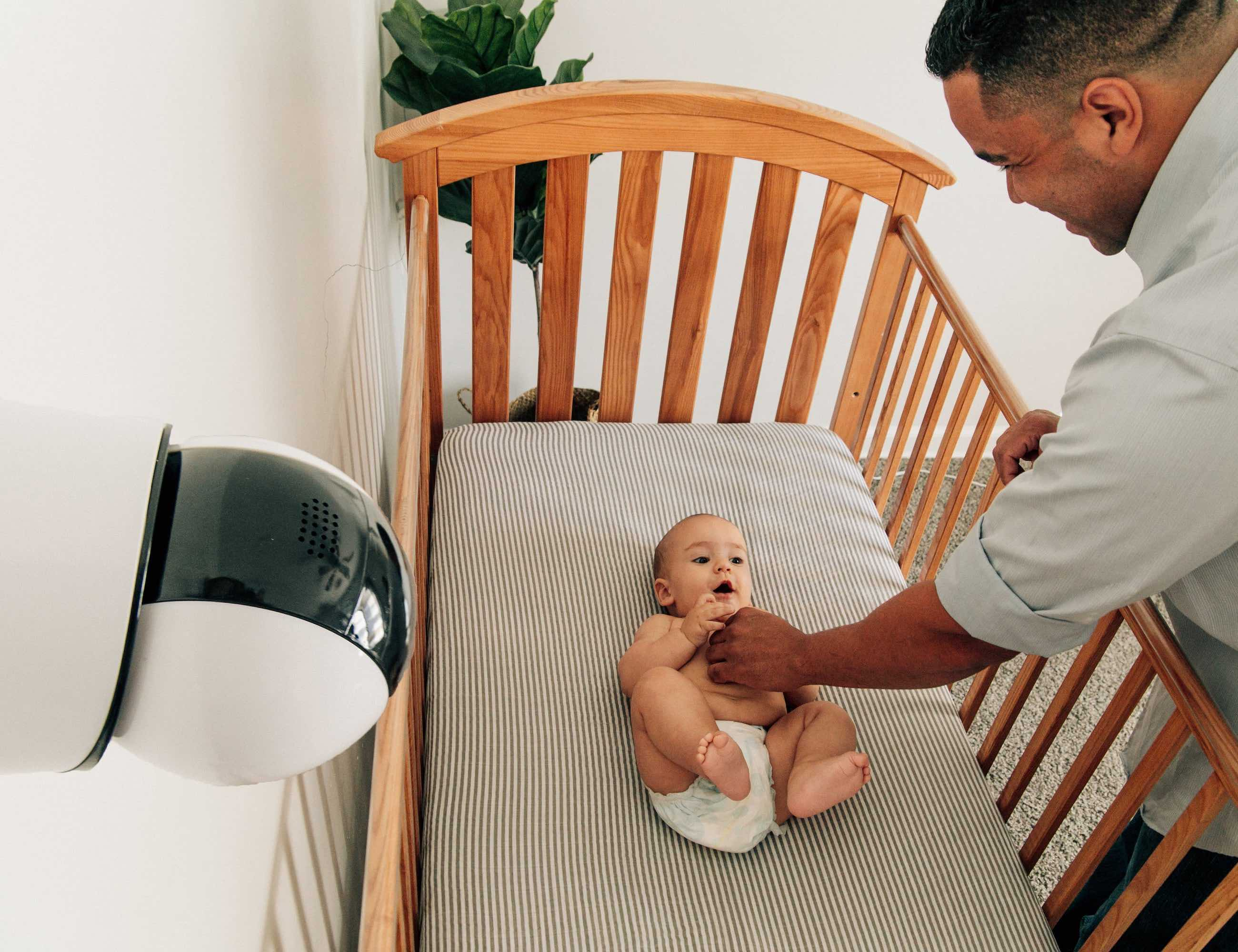 Smart Beat Video Baby Monitor