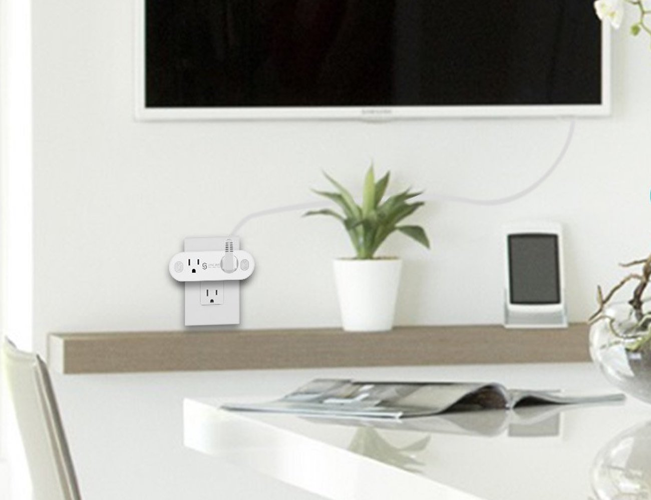 Syncwire Mini Wi-Fi Smart Plug