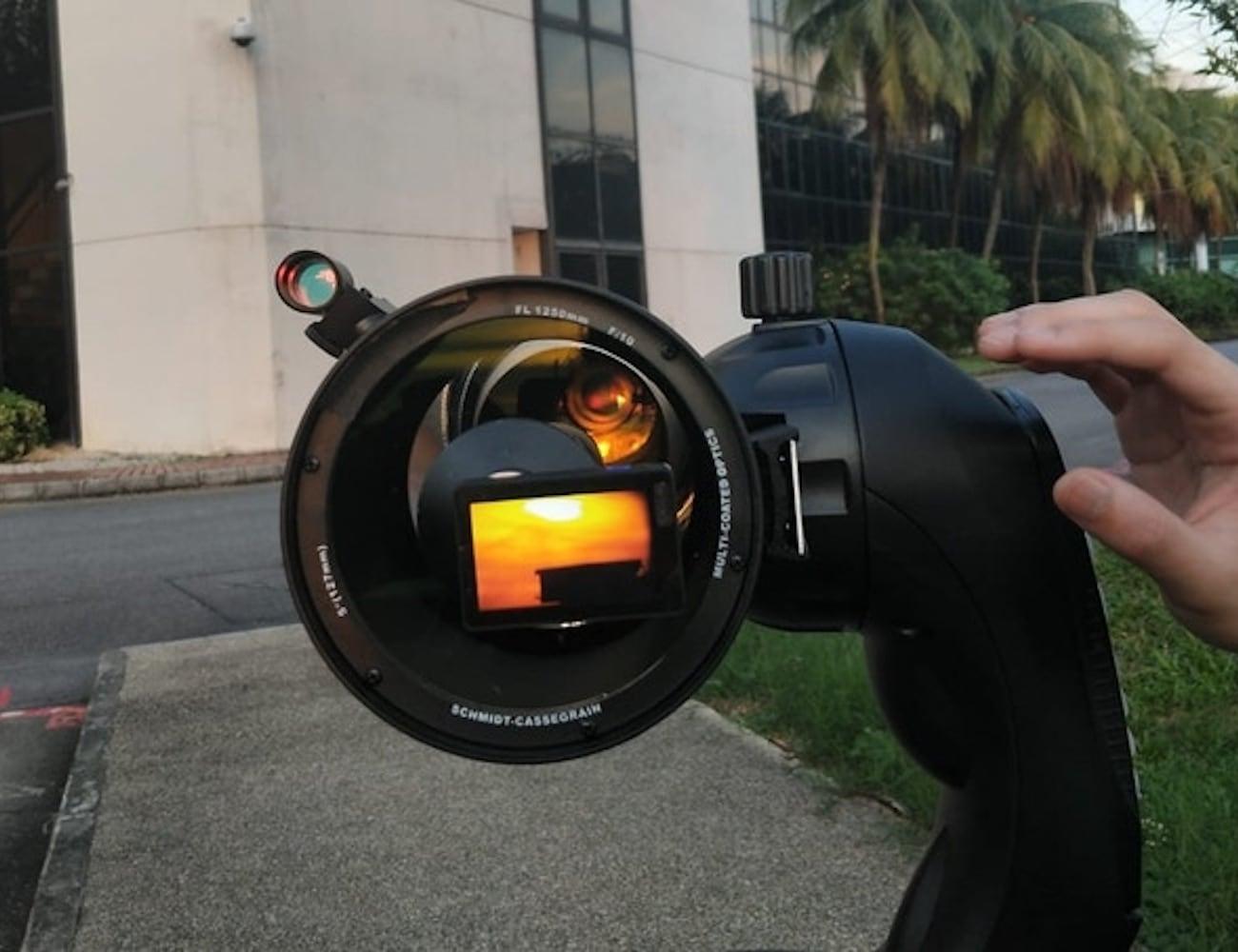 TinyMOS NANO1 Compact Astronomy Camera