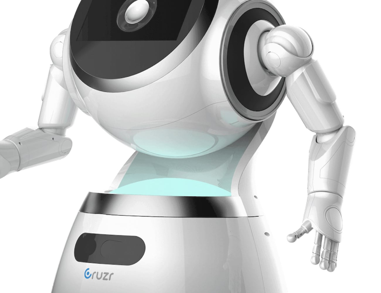 UBTECH Cruzr Intelligent Humanoid Service Robot