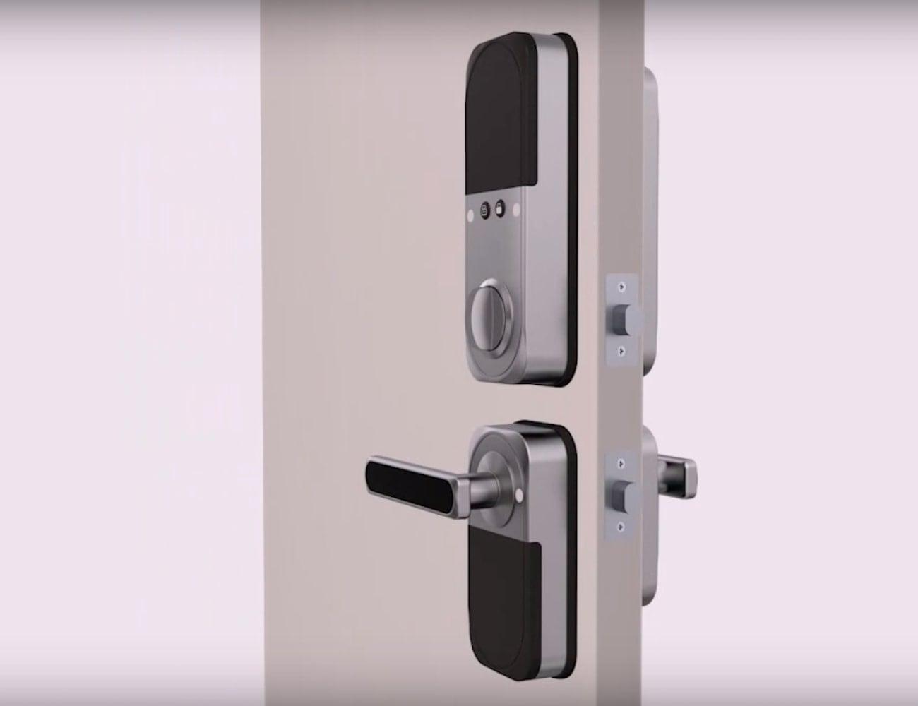 Us E Smart Camera Door Lock 187 Gadget Flow