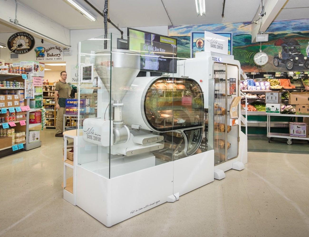 Wilkinson Baking BreadBot Automated Bread Maker