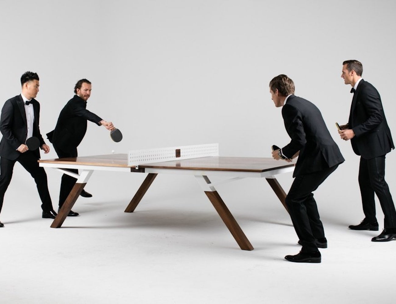 Woolsey Luxury Ping Pong Table