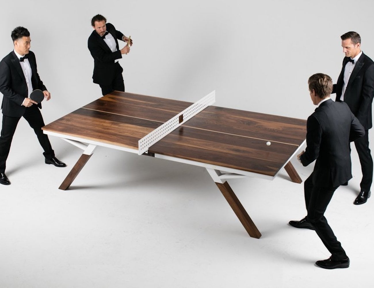 Woolsey Luxury Ping Pong Table 187 Gadget Flow
